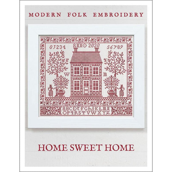 Home Sweet Home Pattern