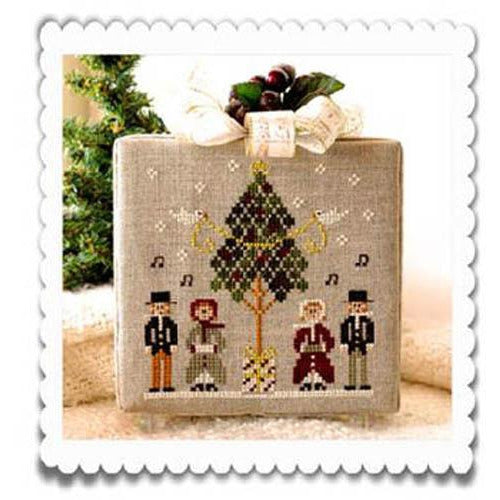 Hometown Holiday Series - Caroling Pattern 3