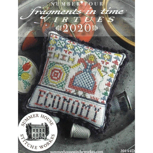 Fragments in Time 2020 - Pattern Four Economy