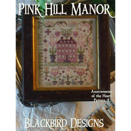 Anniversaries of the Heart Pattern 4 - Pink Hill Manor