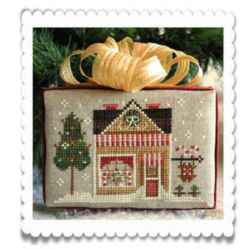 Hometown Holiday Series - Sweet Shop Pattern 4