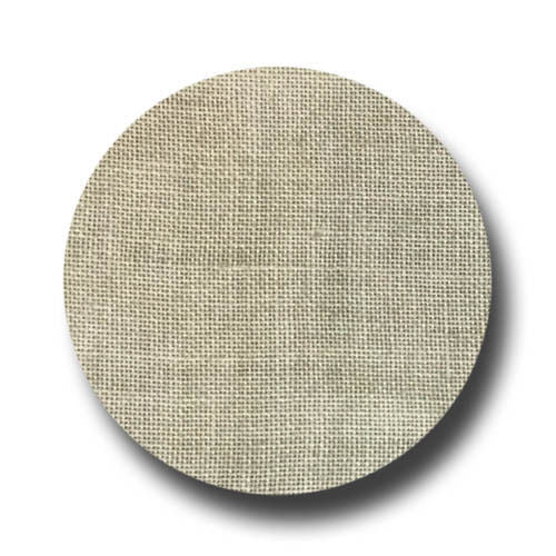 32 ct Confederate Gray Belfast Linen - Standard Base