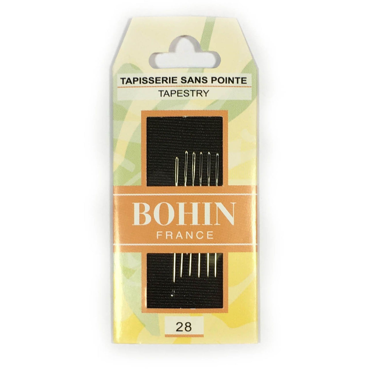 Bohin Size 28 Tapestry Needles