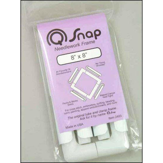 "Q Snap Needlework Frame 8"" x 8"""