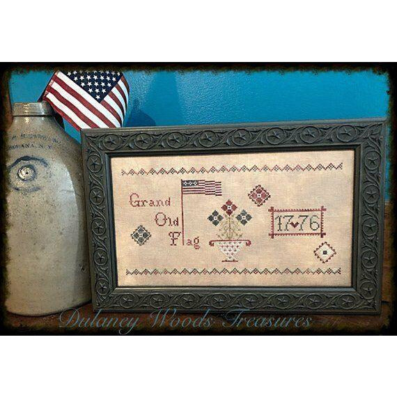 Grand Old Flag Pattern