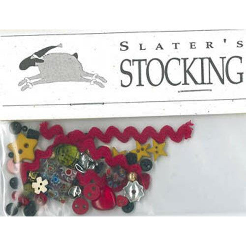 Jeffery/'s Stocking Charm Pack Embellishments Shepherd/'s Bush
