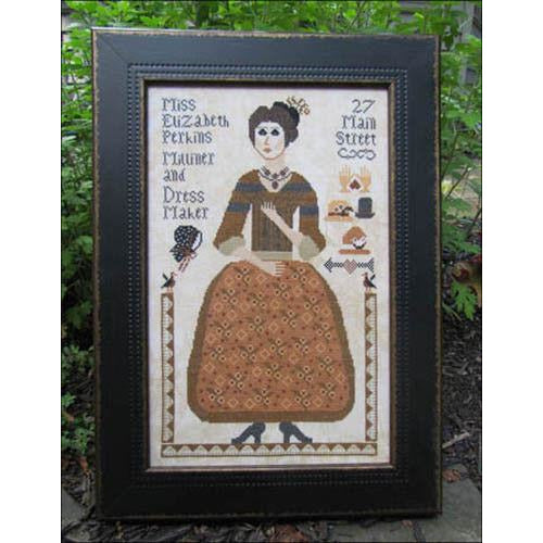 Miss Elizabeth Perkins Pattern