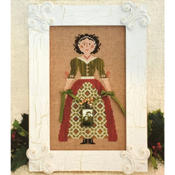 My Lady at Christmas Pattern
