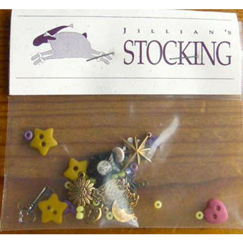 Jillian's Stocking Charm Pack