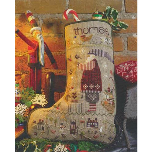Thomas's Stocking Pattern or Kit