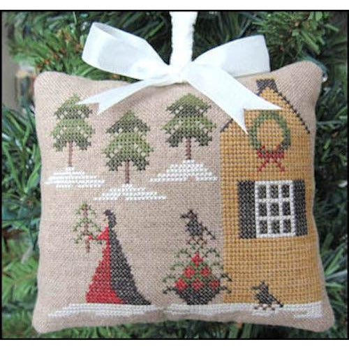 My Gift To Thee Christmas Ornament Cross Stitch Pattern