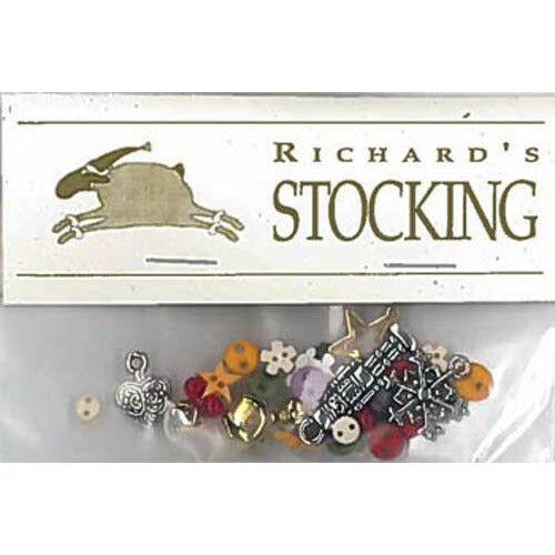 Richard's Stocking Embellishment Pack