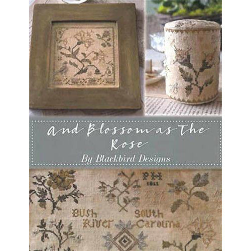 And Blossom as The Rose Pattern Book