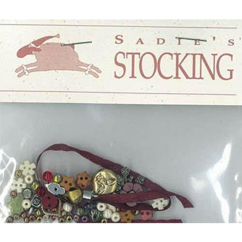 Lois/'s Christmas Stocking Charm Pack Embellishments Shepherd/'s Bush