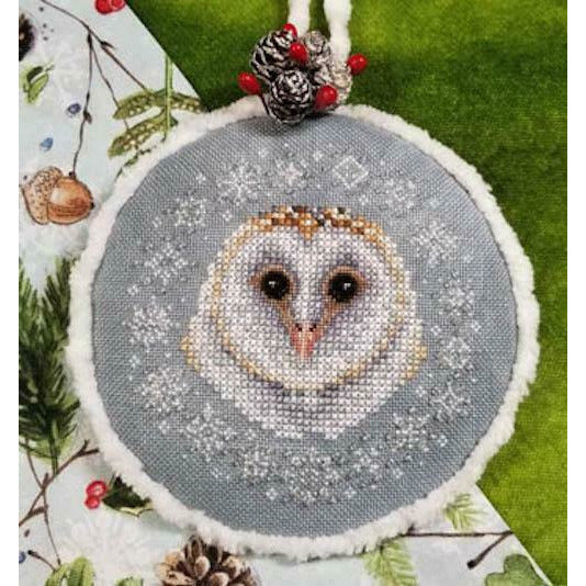 Winter Snow Owl Pattern