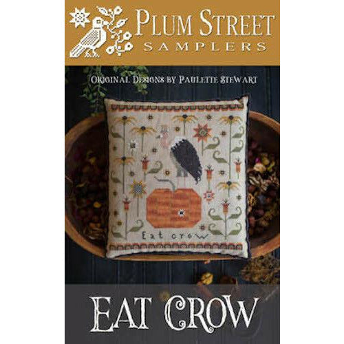 Eat Crow Pattern