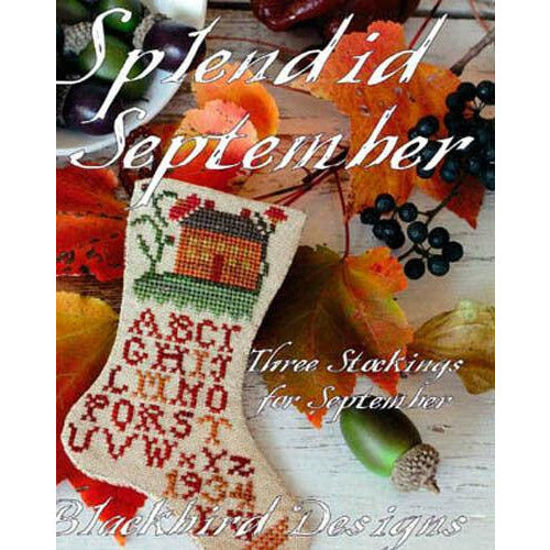 Splendid September Stocking Pattern