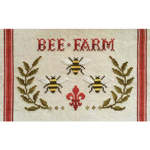Bee Farm Pattern