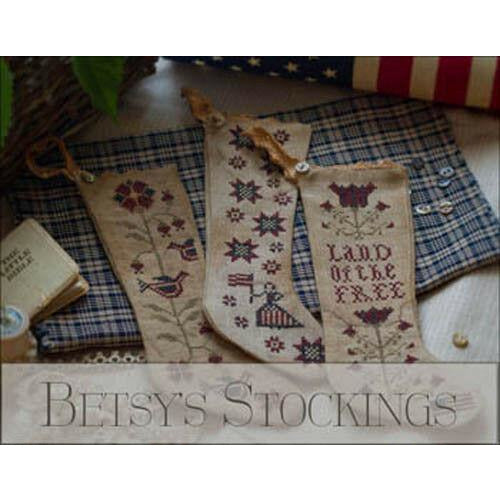Betsy's Stockings Pattern