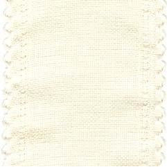 Banding - Cream with Scalloped Border