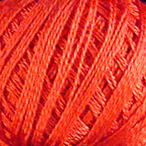 73 Peach Orange Dark 3-Strand