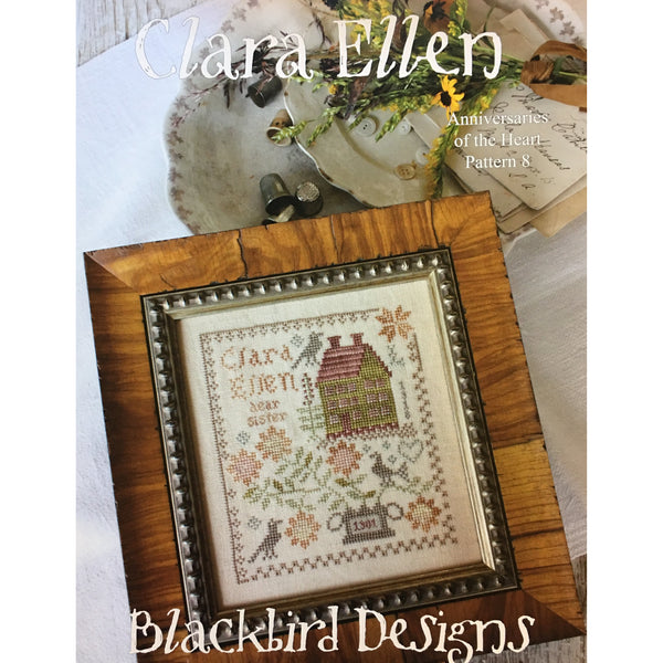 Anniversaries of the Heart Pattern 8 - Clara Ellen