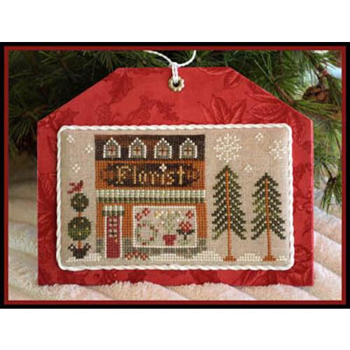 Hometown Holiday Series - 8 The Florist Pattern