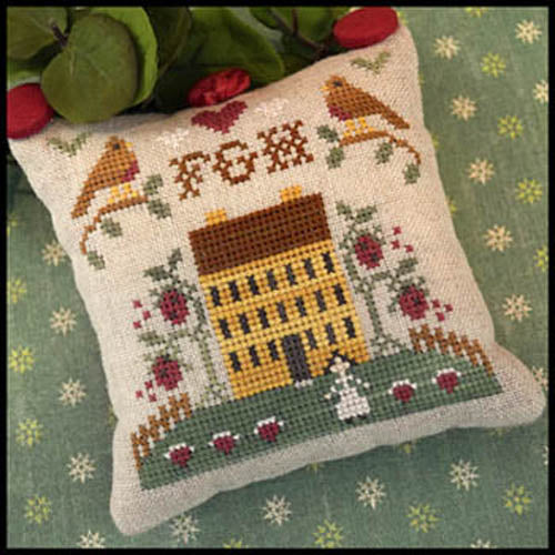 ABC Samplers Pattern No. 3 - FGH