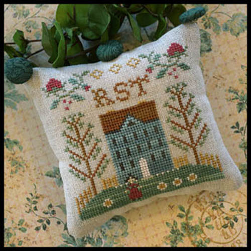ABC Samplers Pattern No. 7 - RST