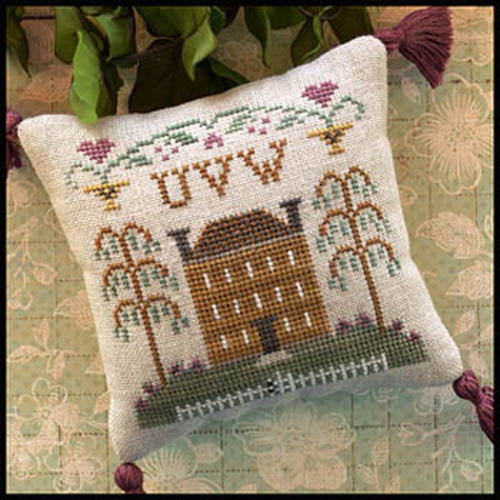 ABC Samplers Pattern No. 8 - UVW