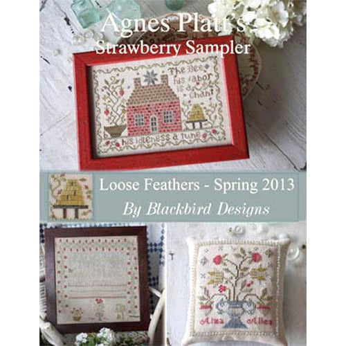Agnes Platt's Strawberry Sampler Pattern Book