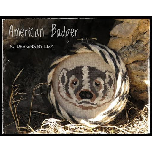 American Badger Pattern