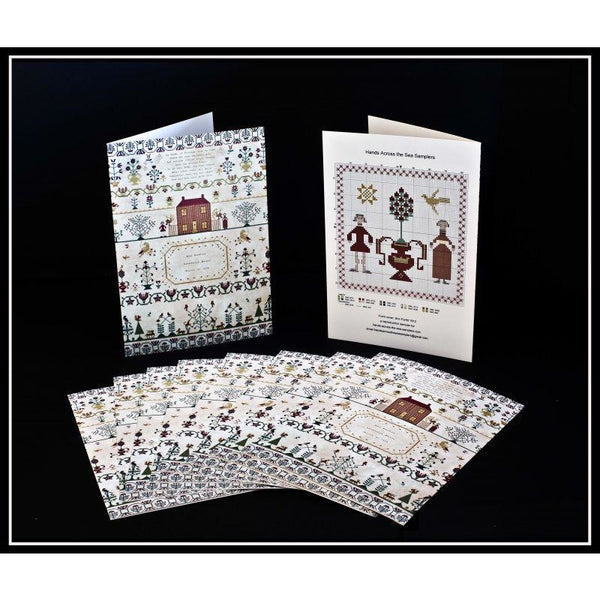 Ann Forfitt 1812 Blank Greeting Card