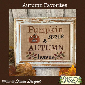 Autumn Favorites Pattern