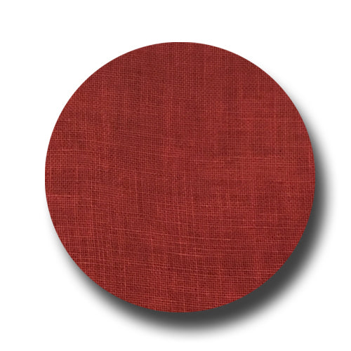 56 ct Aztec Red Kingston Linen - Zweigart Base