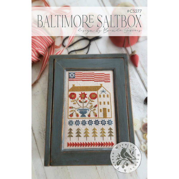 Baltimore Saltbox Pattern