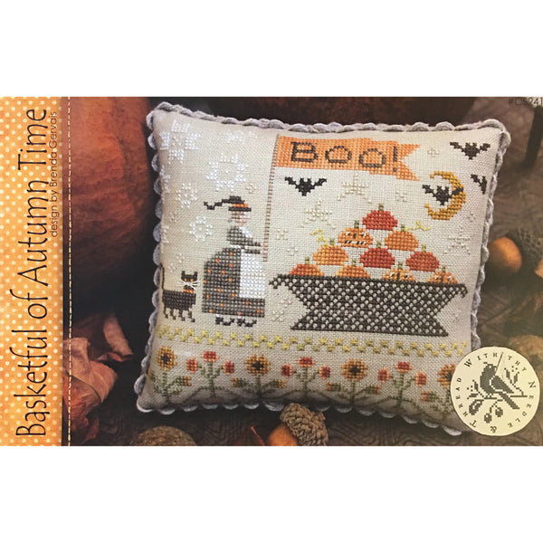 Basketful of Autumn Time Pattern