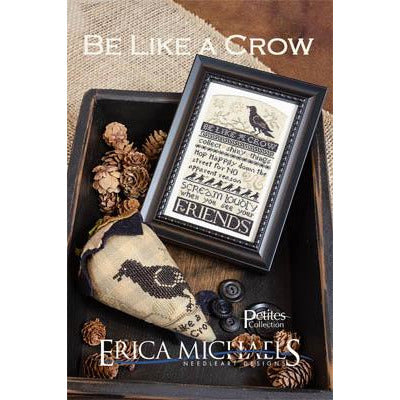 Be Like A Crow Pattern