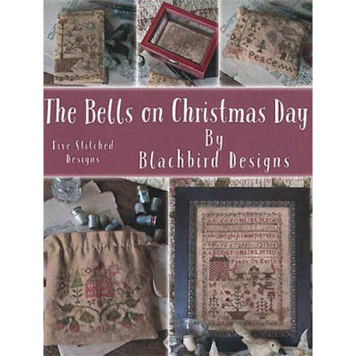 The Bells on Christmas Day Cross Stitch Pattern