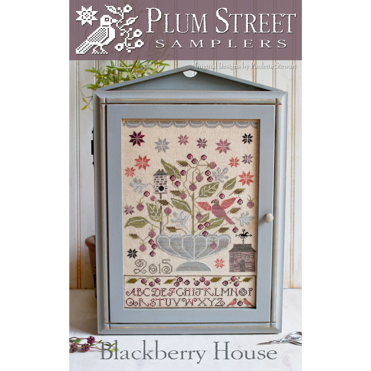 Blackberry House Pattern