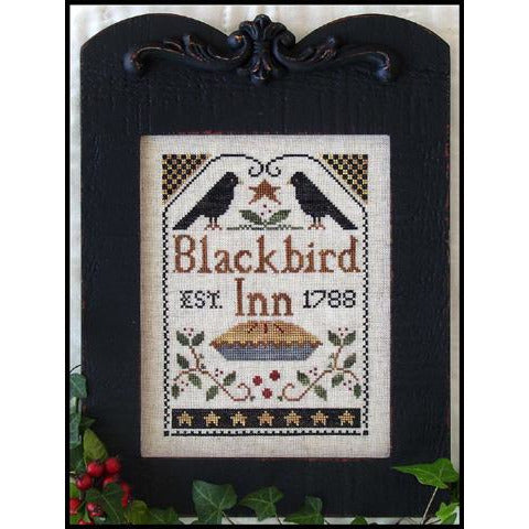 Blackbird Inn Pattern