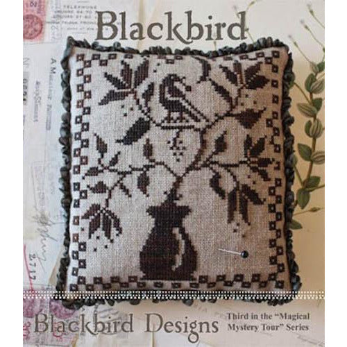 Magical Mystery Tour: Pattern 3 Blackbird