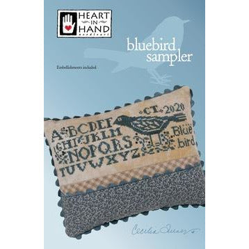Bluebird Sampler Pattern