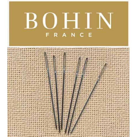 Bohin Size 28 BULK Tapestry Needles