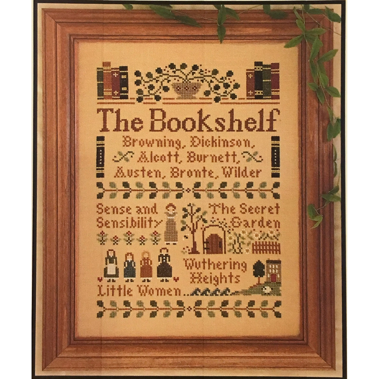 The Bookshelf Pattern