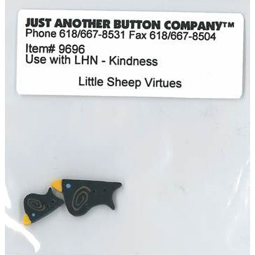 Little Sheep Virtues No. 10 Kindness
