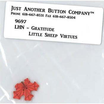 Little Sheep Virtues No. 11 Gratitude