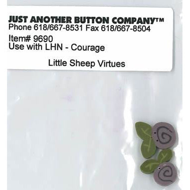 Little Sheep Virtues No. 4 Courage