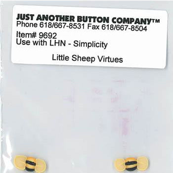 Little Sheep Virtues No. 6 Simplicity