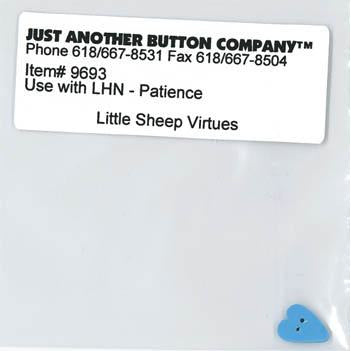 Little Sheep Virtues No. 7 Patience